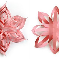 paper christmas decorations to make at home inexpensive ornaments to